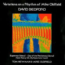 David Bedford Variations On A Rhythm Of Mike Oldfield CD NEW SEALED 1995