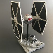PRO BUILT Imperial Empire Tie Fighter with FULL LIGHTING Prop Replica Star Wars