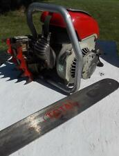 "VINTAGE STIHL CHAINSAW..MODEL1106..WEST GERMANY..29"" BAR..PARTS OR REPAIR"