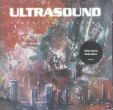Everything Picture by Ultrasound (2 CDs, 1999, Nude) British Indie Rock Prog/New
