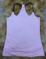 Crane pink Camisole Top sleepwear nightwear size L 38