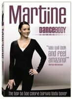 Martine Mccutcheon: Dance Body Workout DVD (2005)