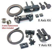 Anet A8 X & Y Axis Belt Tensioner Kit Upgrade Mod 32pc w/GT2, Idler & Hardware