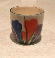 Clarice Cliff Crocus Egg Cup