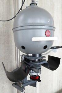 Superb GREY LEITZ FOCOMAT 1c 35mm film ENLARGER Complete +Timer Multigrade Leica