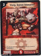 Duel Masters n° 80/110 - Vorg, baron immortel  (A3412)
