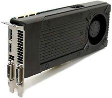 Dell 07VR8J Nvidia GeForce GTX 670 Video Graphics Card 2GB PCIe x16 DVI DP HDMI