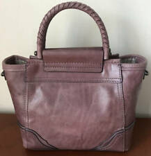 Frye Leather Mini Riviana Tote Bag ~ Lilac