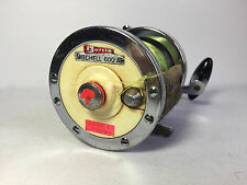 MITCHELL GARCIA VINTAGE CAPTAIN  600AP  BOAT SEA  MULTIPLIERS REEL - OPERATIONAL