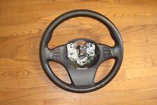 BMW E53 X5 OEM Sport Steering Wheel 3 Spoke Black Leather w/Cruise Audio Control