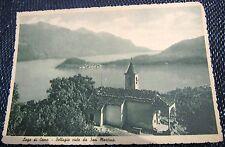 Italy Lago di Como Bellagio Visto da San Martino - unposted