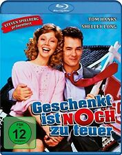 Blu-ray * Geschenkt ist noch zu teuer * NEU OVP * Tom Hanks