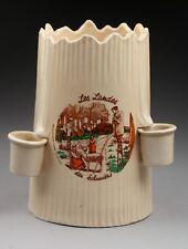rare pot collector céramique les landes des échassier parfait état