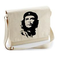 Che Guevara Kult Ikone Revolution Stencil Konterfei Umhängetasche Messenger Bag