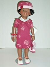 """White Balloon 16"""" HOLLY TERRY Doll Marie Louise Schulz, Spain  With Certificate"""