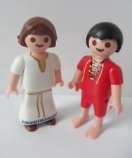 Playmobil Extra figures for Roman/Egyptian history sets: Boy & girl children NEW