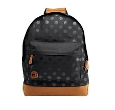 Mi-Pac Mipac Backpack Black Spots IDEAL GIRLS SCHOOL BAG xmas gift