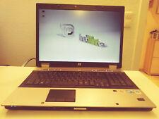 Notebook HP Elitebook 8730w  17 Zoll 4 GB RAM