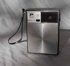 Mini poste récepteur radio vintage «Precor  Solid State»
