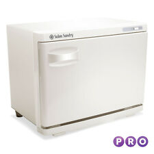 Open Box - Hot Towel Warmer Cabinet Spa Salon Facial Equipment - Large White