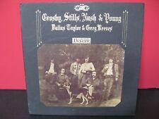 Crosby, Stills, Nash and Young - Deja Vu 1970 Vinyl Record