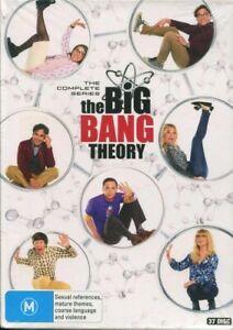Big Bang Theory Complete Series Seasons 1-12 New DVD Box Set Region 4 R4