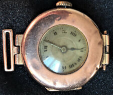 Victorian gold Watch small rare Hallmarked numbered womens?