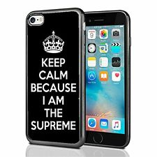 Keep Calm I Am The Suspreme For Iphone 7 Case Cover By Atomic Market