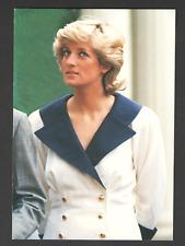 POSTCARD Royalty PRINCESS DIANA Rachel Arthur Gallery Card Number 10