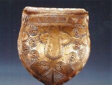 Postcard Bulla, Bog of Allen, County Kildare 800-700 BC Nat'l Museum Ireland MNT