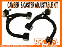SUPERPRO UPPER CONTROL ARMS CAMBER CASTER CORRECTION KIT FOR TOYOTA HILUX 05-ON