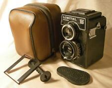 LOMO LUBITEL-166 UNIVERSAL camera 6x6+6x4.5cm medium format T-22 75mm lens 1990