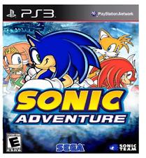 Sonic Adventure - PS3 - DOWNLOAD - Digital - ps3