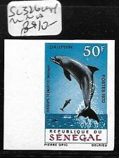 SENEGAL (P1602B) WHALE SC 326 IMPERF SINGLE MNH