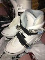 Lake Placid Nitro 7.7 Youth Ice Skates Size 12-1