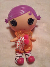 LALALOOPSY SQUIRT LIL TOP CIRCUS CLOWN DOLL 2011, LITTLE SISTER