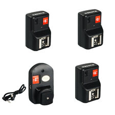 PT-04GY Wireless/Radio Flash Trigger +3 Receiver for Canon Nikon DSLR Camera