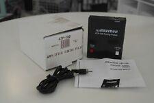 Ameritron ATP100 Linear Amplifier Pulse Tuner - RadioWorld UK