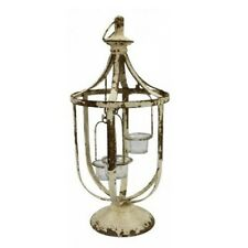 Vintage Iron Candle Holder Lantern TeaLight Holder