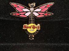 Hard Rock Cafe Yokohama Dragonfly Guitar 2004 400 Limited.Edition Pin