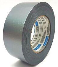 Premium Tape DUCT 190 48mm x 50m Silber Gewebeband Klebeband Steinband Gaffa