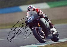 Casey Stoner Signed 8X12 Inches Repsol Honda Team MotoGP 2013 Testing Photo