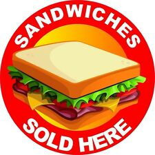 Sandwiches Cafe Catering Trailer Restaurant