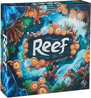Reef Board Game - Brand New & Sealed - GENUINE PRODUCT