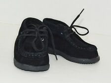 Hush Puppies Chukka Toddler Boots Size 5.5 Lace-Up Black