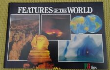 BROOKE BOND CARD ALBUM FEATURES OF THE WORLD