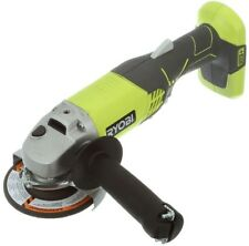 Ryobi 18-Volt ONE+ 4-1/2 In. Angle Grinder Tool-Only Cordless Power Tool New