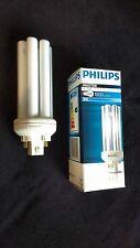 2 X Philips Master 26W pl-t 4P GX24q-3 compatte fluorescenti risparmio energetico lampada