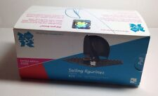 """LONDON 2012 OLYMPIC Low Number LIMITED EDITION CORGI DIECAST """"SAILING FIGURINE"""""""