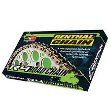 Renthal R4 SRS Gold Chain For  Kawasaki 2006 ZX10R D6F